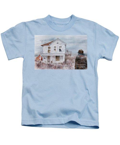 Frayed Kids T-Shirt