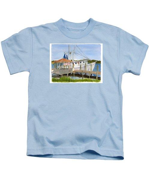 Fresh Shrimp  Kids T-Shirt