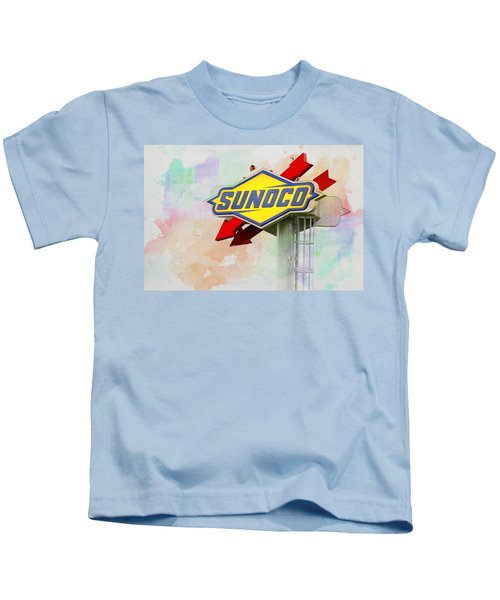 From The Sunoco Roost Kids T-Shirt
