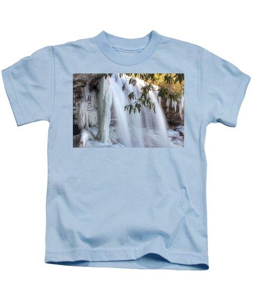 Frozen Dry Falls Kids T-Shirt