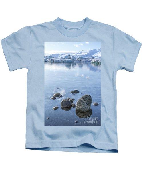 Frozen Serenity Kids T-Shirt