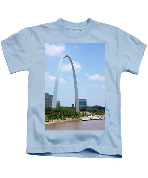 Gateway To The West Kids T-Shirt
