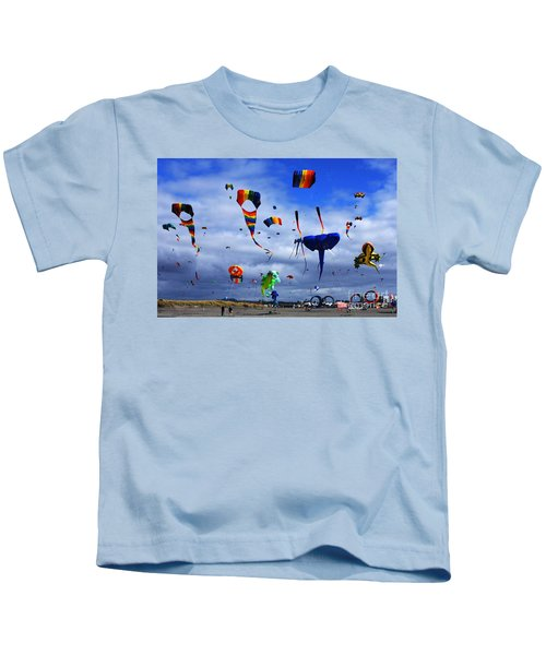 Go Fly A Kite 4 Kids T-Shirt