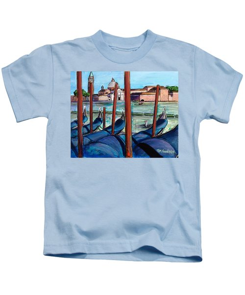 Gondolas Kids T-Shirt