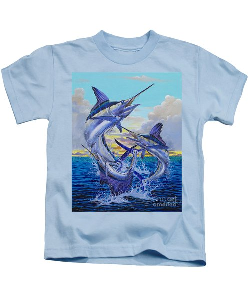 Grand Slam Off0016 Kids T-Shirt