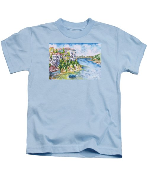 Greek Playground  Kids T-Shirt