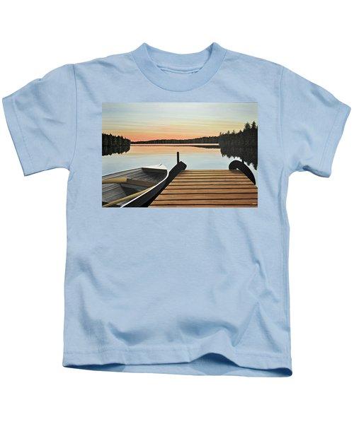 Haliburton Dock Kids T-Shirt