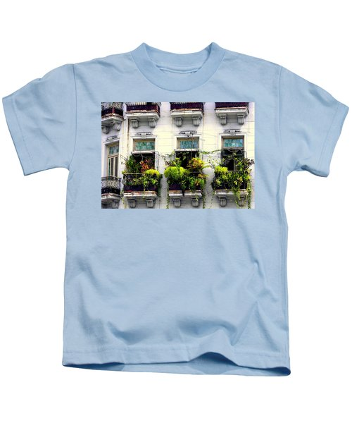 Havana Windows Kids T-Shirt