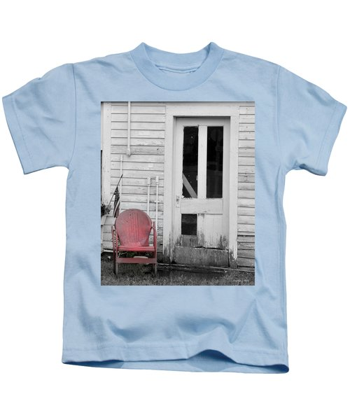 Have A Seat Kids T-Shirt