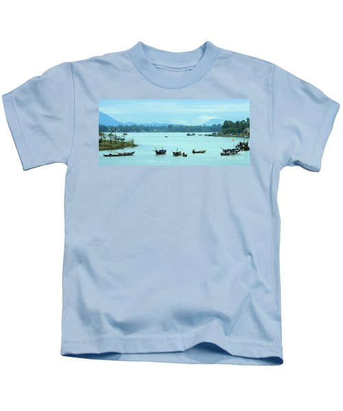 Hoi An Dawn 03 Kids T-Shirt