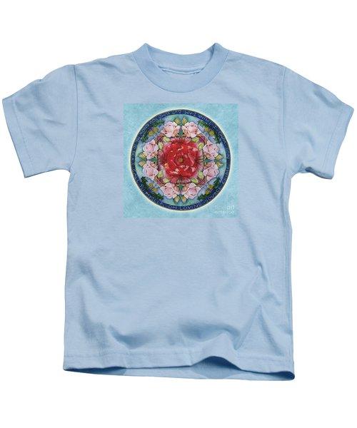 I Am That Mandala Kids T-Shirt