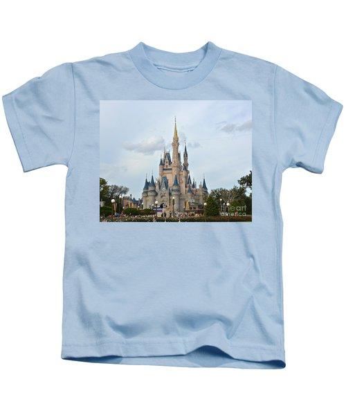 I Believe In Magic Kids T-Shirt