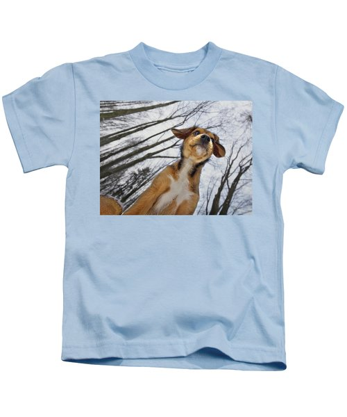 I Wish I Could Fly Kids T-Shirt
