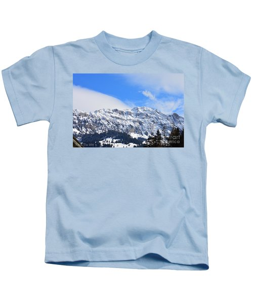 Icy Profile Kids T-Shirt