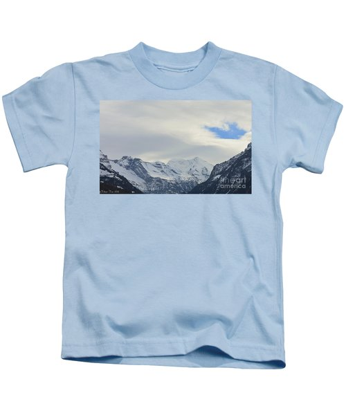 Icy View Kids T-Shirt