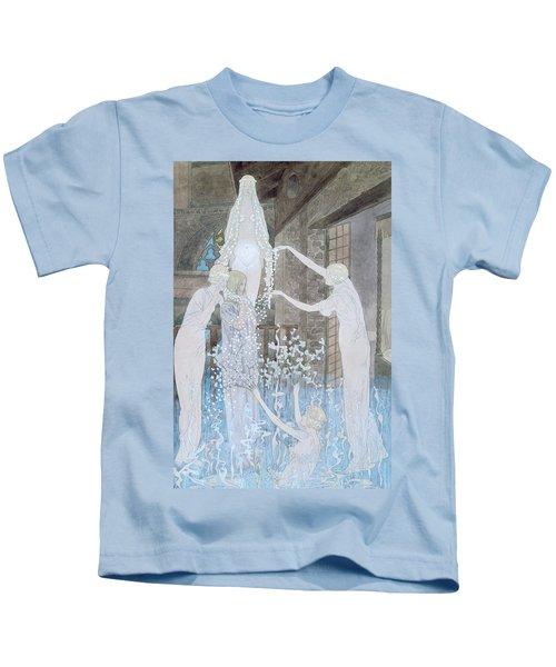 Illustation From Le Reve Kids T-Shirt