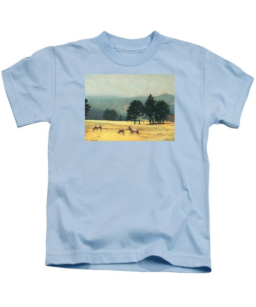 Impression Evergreen Colorado Kids T-Shirt