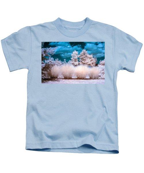 Infrared Bushes Kids T-Shirt