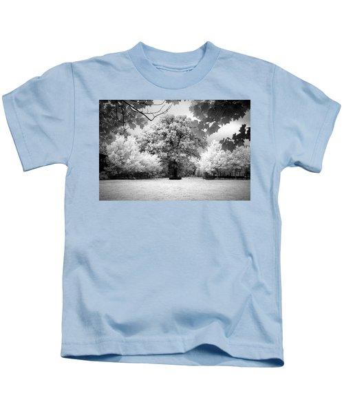 Infrared Majesty Kids T-Shirt