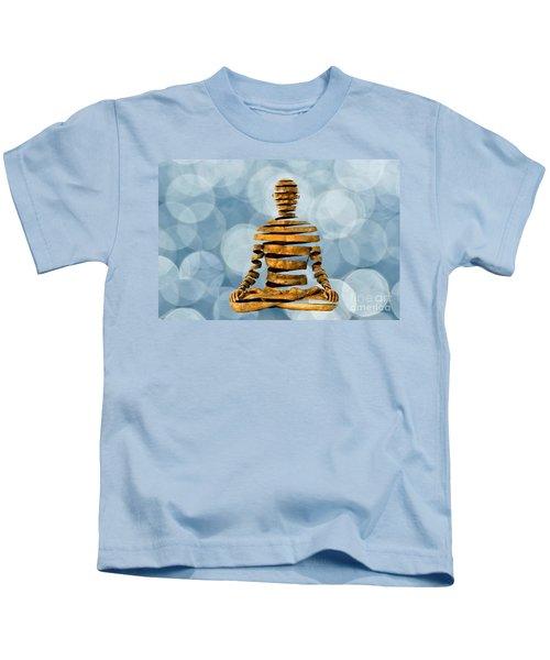 Inner Peace Kids T-Shirt
