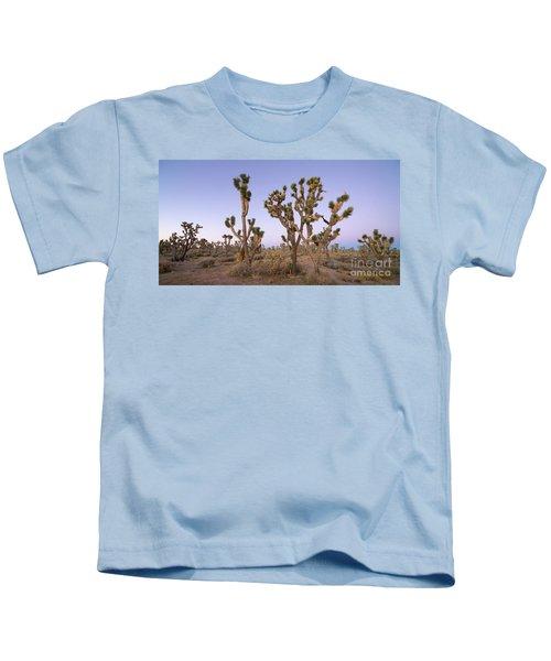 Joshua Trees Nevada Kids T-Shirt