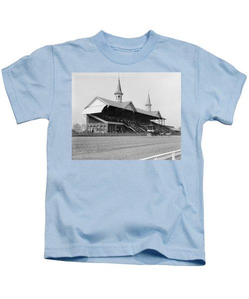 Kentucky Derby, 1901 Kids T-Shirt