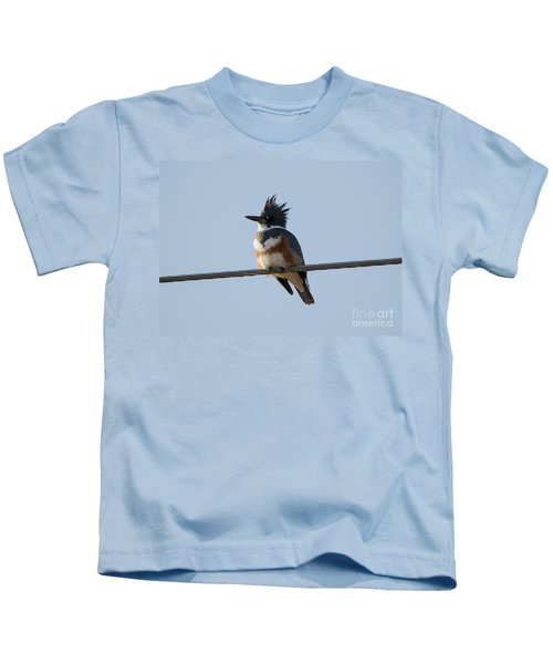 Kingfisher Profile Kids T-Shirt