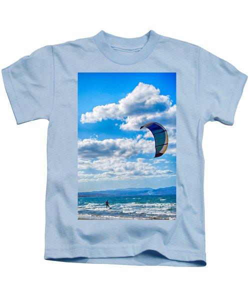 Kitesurfer Kids T-Shirt