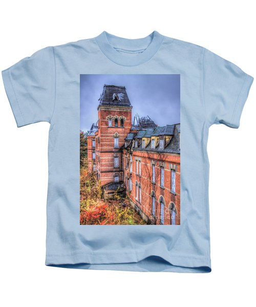 Left Standing  Kids T-Shirt