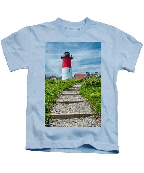 Light Steps Kids T-Shirt
