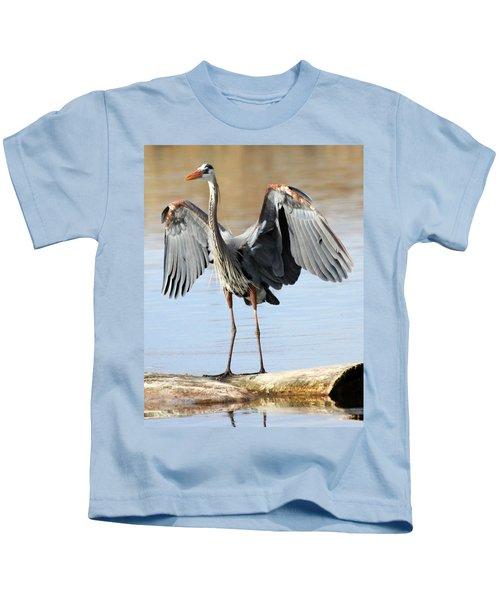 Log Hog Kids T-Shirt