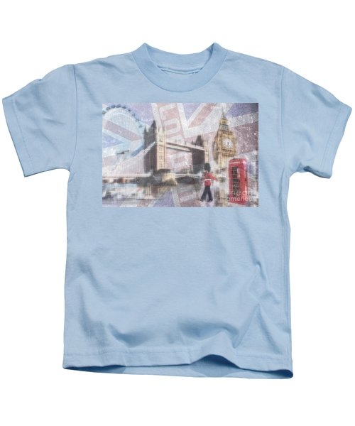 London Blue Kids T-Shirt