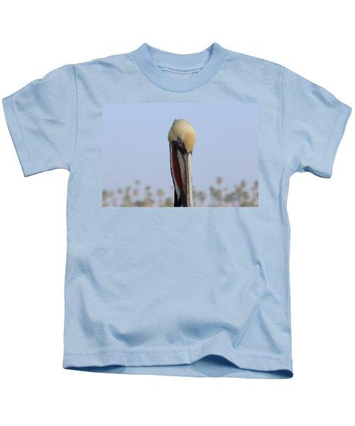 Look Into My Eye  Kids T-Shirt