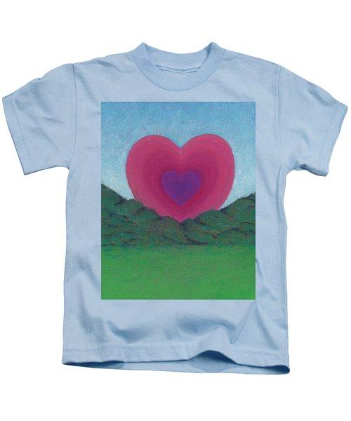 Love Rising Kids T-Shirt
