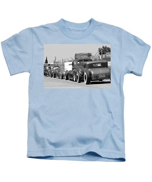 Low Row Kids T-Shirt