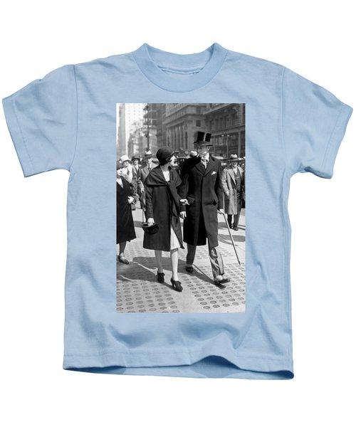 Lucky Strike Smokers Parade Kids T-Shirt