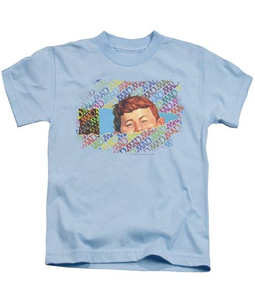 Mad - Peeking Kids T-Shirt