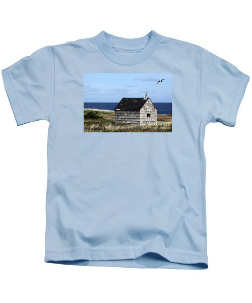 Maritime Cottage Kids T-Shirt