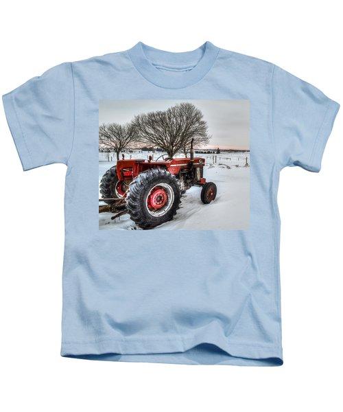 Massey Ferguson 165 Kids T-Shirt