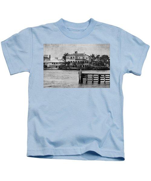 Matanzas Pass - Fort Myers Beach - Florida Kids T-Shirt