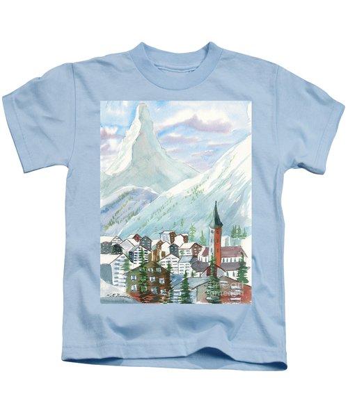 Matterhorn Kids T-Shirt