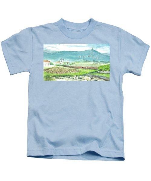Medjugorje Fields Kids T-Shirt