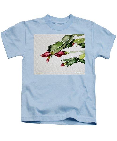 Merry Christmas Cactus 2013 Kids T-Shirt