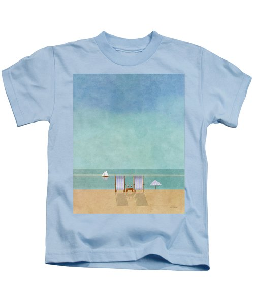 Mgl - Bathers 02 Kids T-Shirt