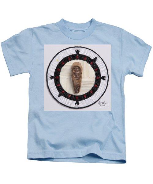 Mikinaak Cradleboard Kids T-Shirt