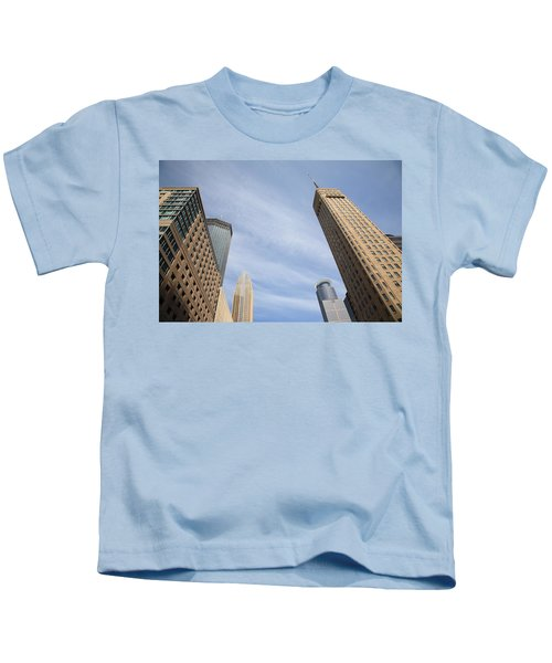 Minneapolis Skyline Kids T-Shirt