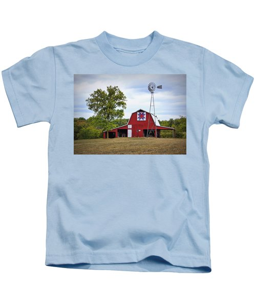 Missouri Star Quilt Barn Kids T-Shirt