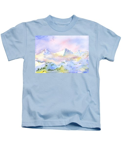 Misty Mountain Kids T-Shirt