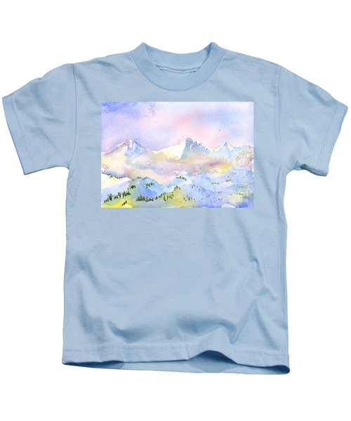 Misty Mountain Kids T-Shirt