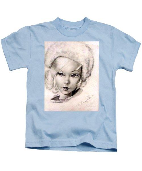 Mod Talker Barbie Kids T-Shirt
